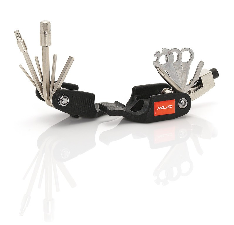 XLC Multitool TO-MT01 19 pezzi