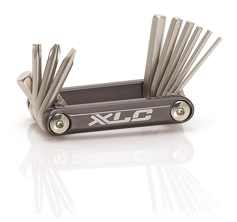 XLC Mulitool TO-MT03 10 pezzi