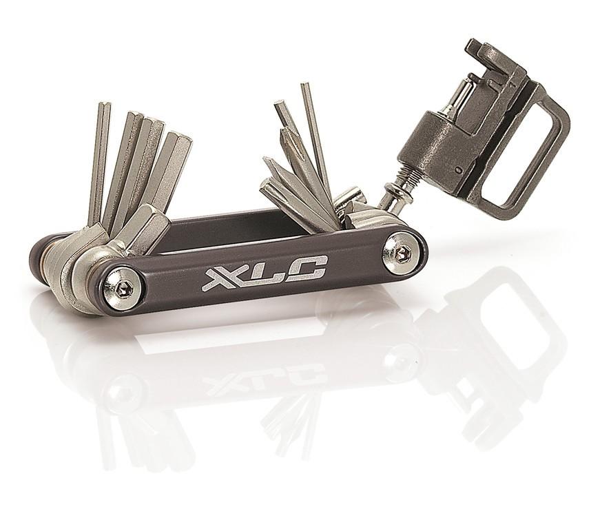 XLC Mulitool TO-MT04 15-pezzi
