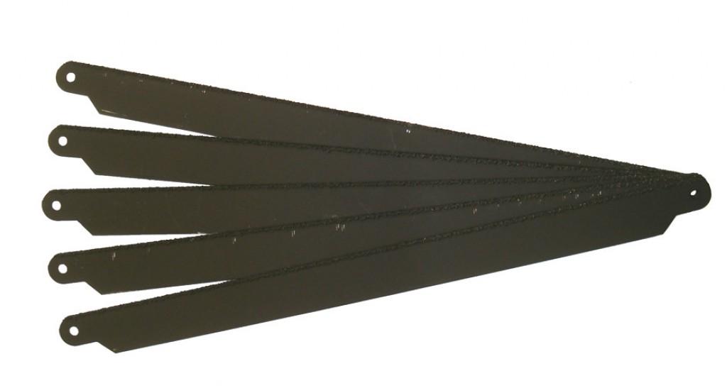 Effetto Mariposa Seghetti di ricambio per Carbocut nero, set da 5 pezzi