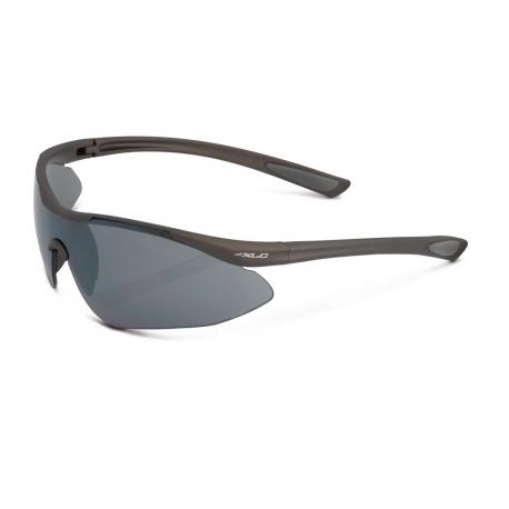occhiali da sole XLC Bali SG-F09 montatura marrone,lenti riflessanti