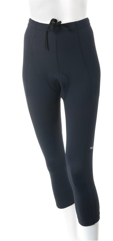 XLC Pantalone bici Donna 3/4 Comp nero