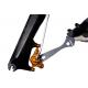 Aggiustatore p.fr.a disco Trickstuff acciaio inossidabile, set di 2 utensili