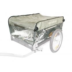 Cop.antipioggia PVC per rimorchio per Croozer Cargo