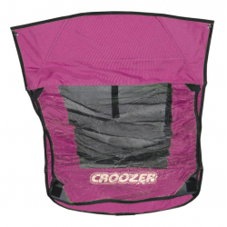 Cover 2 in1 per Croozer Kid for 1, modello 2012, rosa