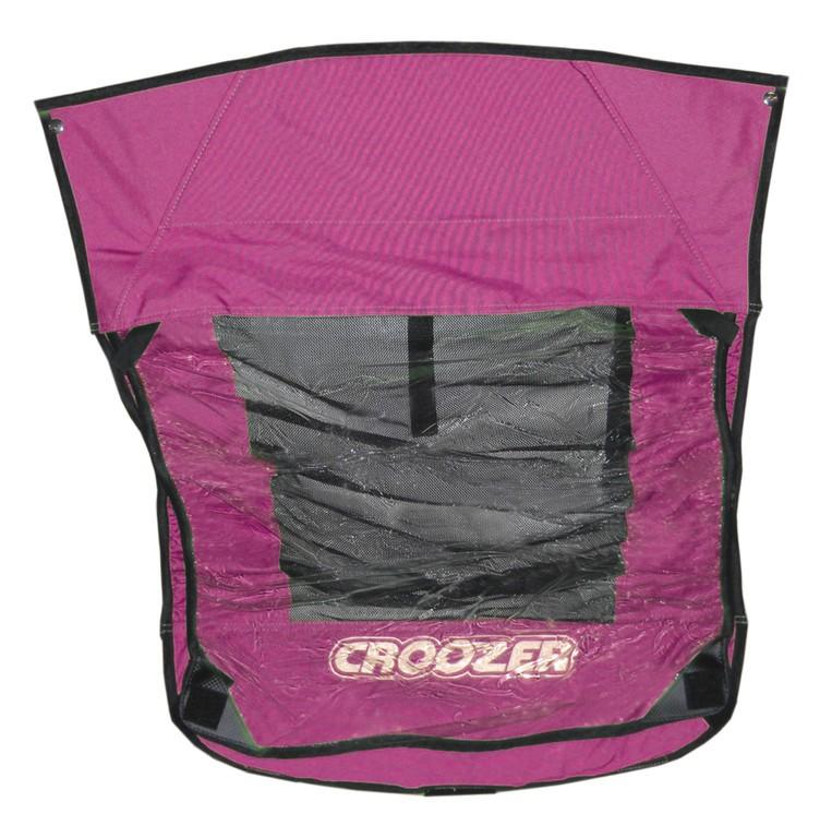 Cover 2 in1 per Croozer Kid for 1, modello 2012, rosa