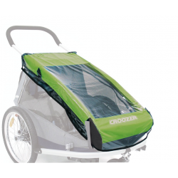 Tettuccio antipioggia per Croozer 2010 per Croozer 2010 Kid for 2