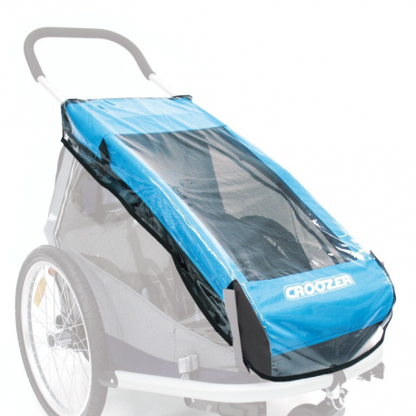 Tettuccio antipioggia per Croozer 2010 per Croozer 2010 Kid for 1