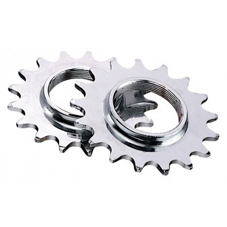 "Pignone Single Speed 1/8"" c.filetto 13 denti"