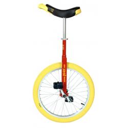 """Monociclo QU-AX 20"""" Luxus rosso 1101 c.cerchione in alluminio"""
