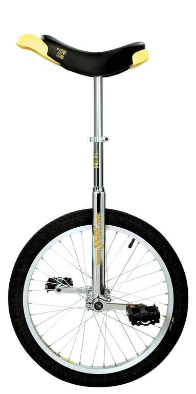 """Monociclo QU-AX Luxus 20"""" 406 mm, Cromato"""