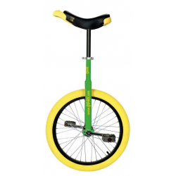 """Monociclo QU-AX Luxus 20"""" 406 mm, Verde"""
