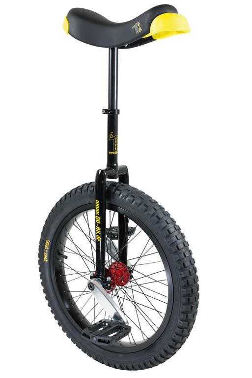 "Monociclo QU-AX Muni Starter 20"" nero"