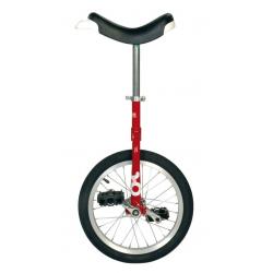 """Monociclo OnlyOne 16"""" rosso 19775 c.cerchione in alluminio"""