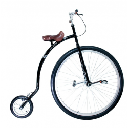"Biciclo Gentlemen-bike 36"" nero"