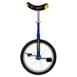 "Monociclo QU-AX Luxus 18"" 355 mm, Blu"