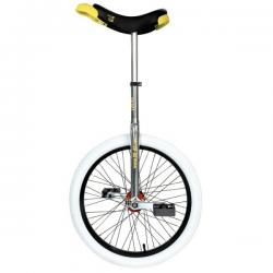 "Monociclo QU-AX Profi 20"" 406 mm, Cromato"