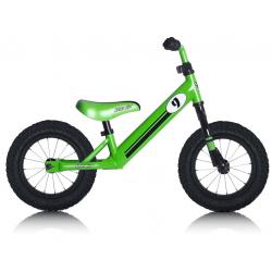 "Rebel Kidz Bici da equilibrio in acciaio 12,5"" Air"