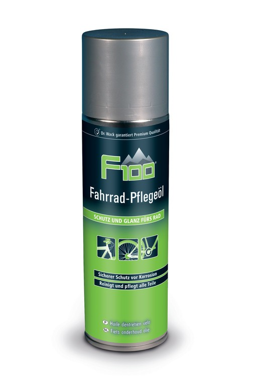 F100 Bike Protection Oil spray da 300ml