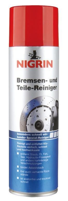 Nigrin RepairTec detergente componenti freno Spray 500 ml