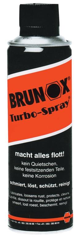 Brunox Turbo Spray 5 funzioni 100ml