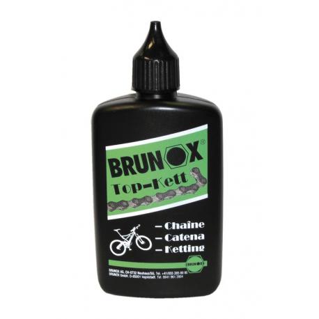 Top spray per catene Brunox Bottiglia contagocce di 100 ml