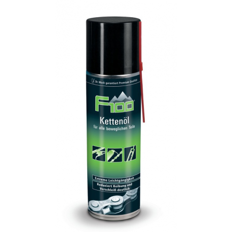 Olio per catena F100 spray da 300ml