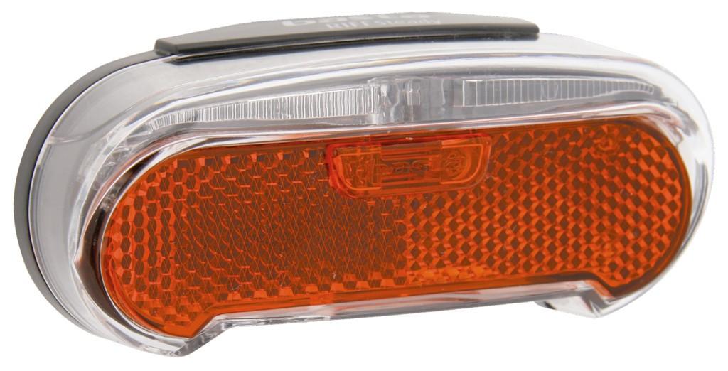 Axa Riff Steady Luce posteriore LED per portapacchi, 80 mm
