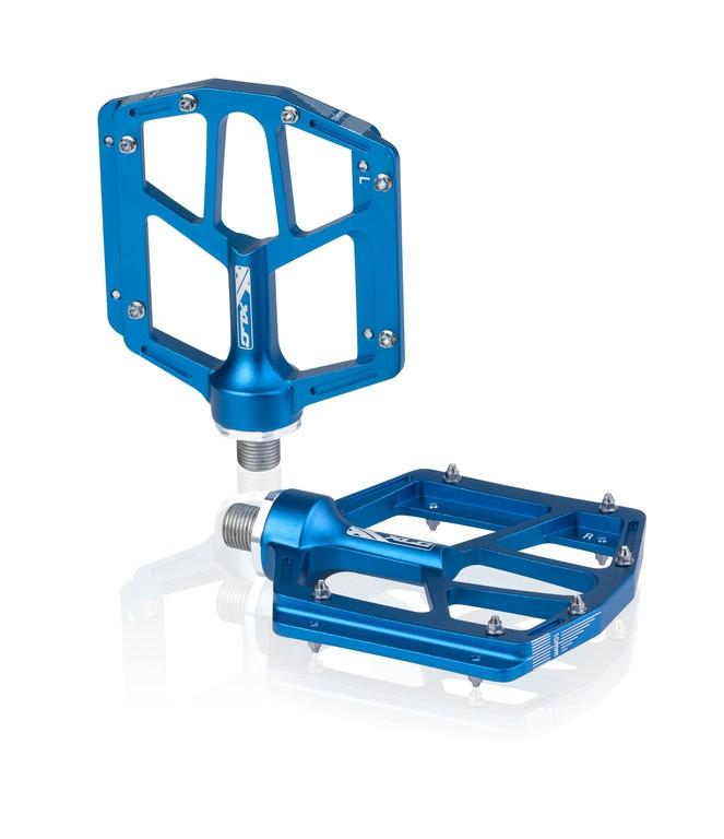 Coppia pedali XLC MTB/ATB XLC PD-M14 blu