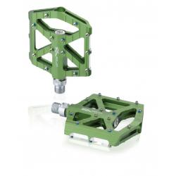 Coppia pedali XLC BMX/Freeride PM-M12 verde lime