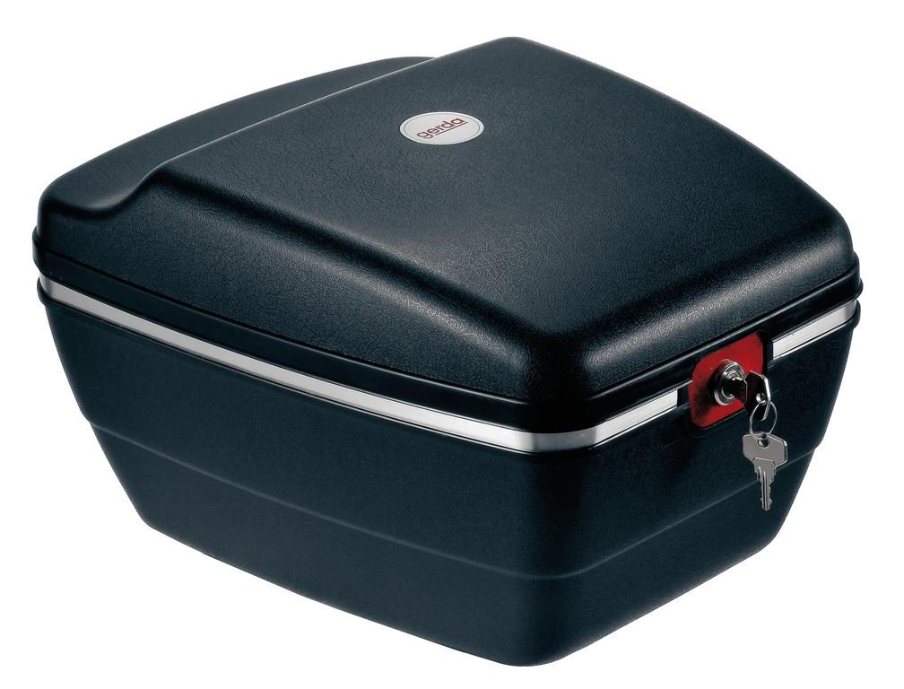 Gerda Box portapacchi nero, 14 L