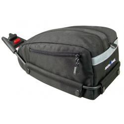 Klickfix borsa sottosella Contour SF nera, 4 L