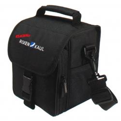 Klickfix borsa manubrio Allrounder Mini nera, 15 x 12 x 18 cm