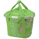 Borsa di citta' Bikebasket verde limone, 35x28x26 cmm KLICKfix