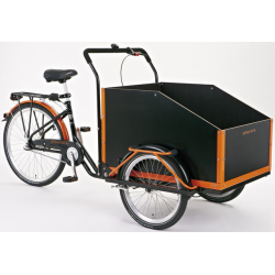 PFAU-TEC Bici cargo JUMBO 3 velocità - 2014