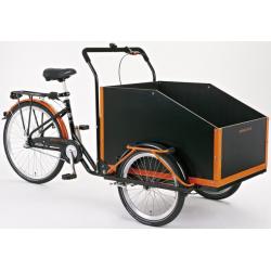 PFAU-TEC Bici cargo Porter 1 velocità - 2014