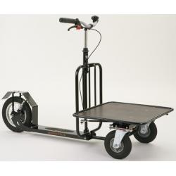 PFAU-TEC Scooter cargo Chukudu